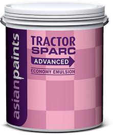 Tractor Sparc Advanced