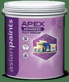 Apex Advanced Dust Proof